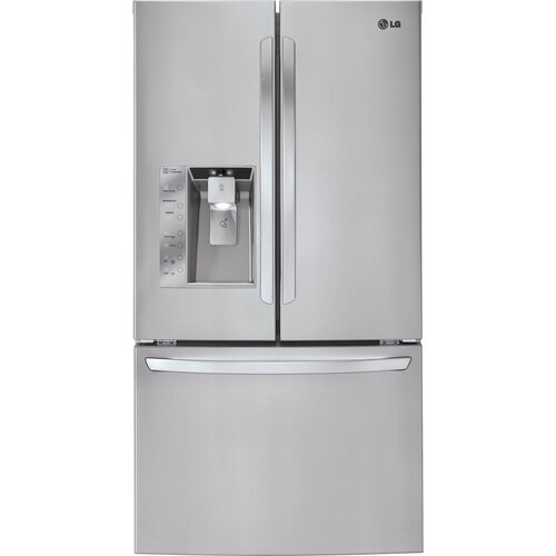 33 Cu. Ft. French Door Refrigerator