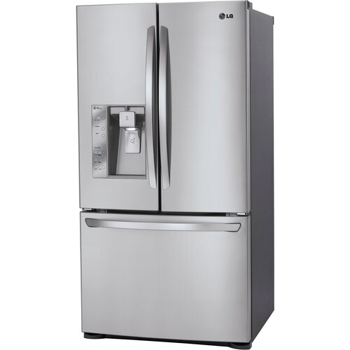 LG 25 Cu. Ft. French Door Refrigerator
