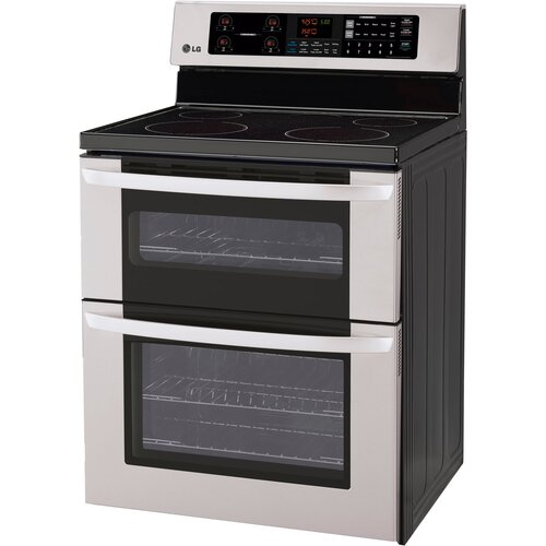 LG 6.7 cu. Ft. Electric Free-Standing Range