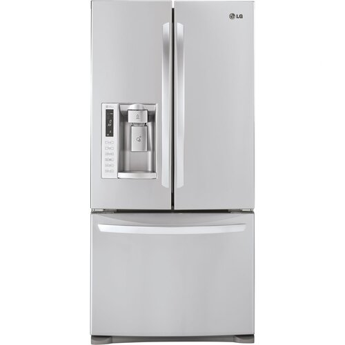 24.9 Cu. Ft. French Door Refrigerator