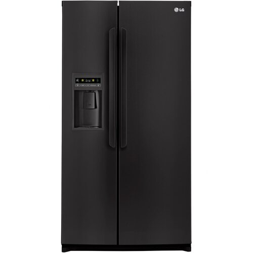 26.5 Cu. Ft. Side by Side Refrigerator