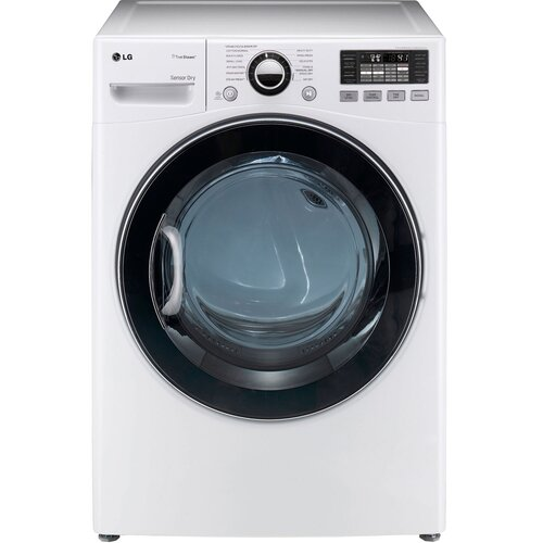 7.3 Cu. Ft. Electric Dryer with TrueSteam Technology
