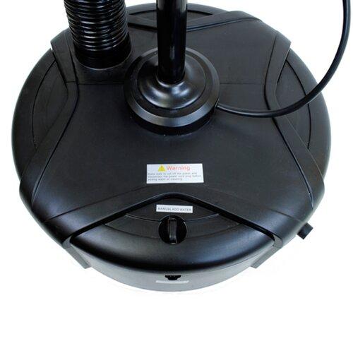 Lava Heat Italia Lava Aire Oscillating Pedestal Fan