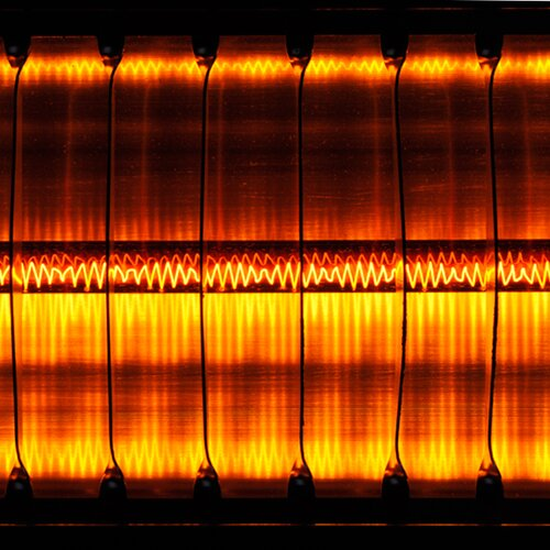 Lava Heat Italia Wall-E Electic Patio Heater