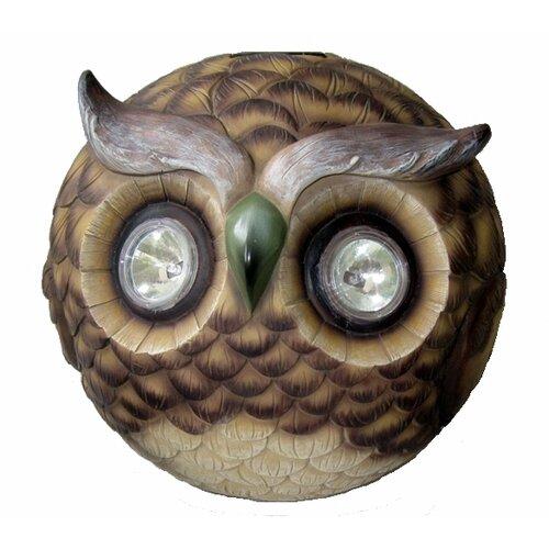 Owl Solar Light