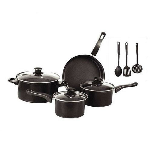 Gourmet Chef Nonstick 10-Piece Cookware Set