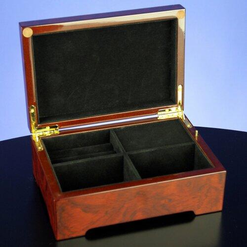 "San Francisco Music Box ""America the Beautiful"" Musical Jewelry Box"