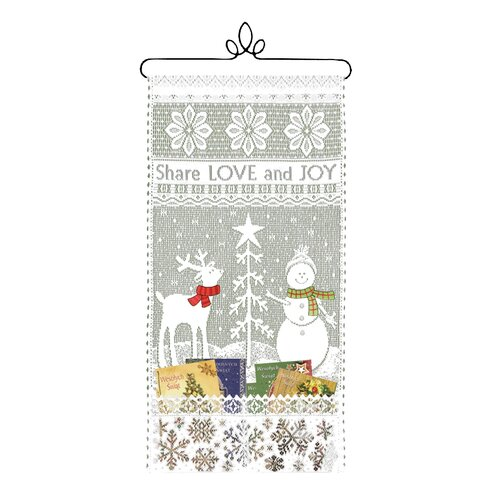 Heritage Lace Share Love Wall Decor