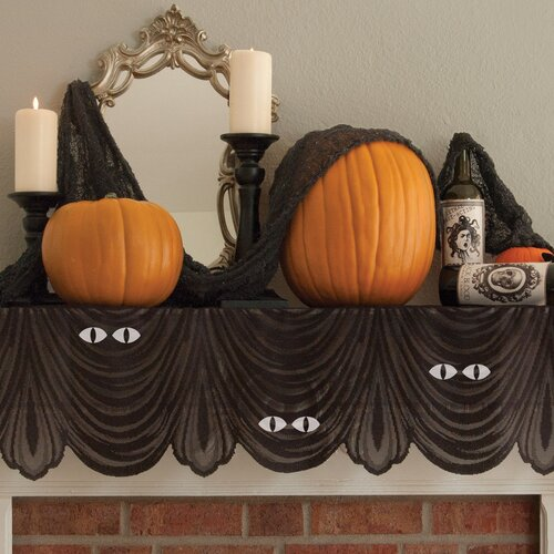 Heritage Lace Spooky Eyes 4 Way Shade