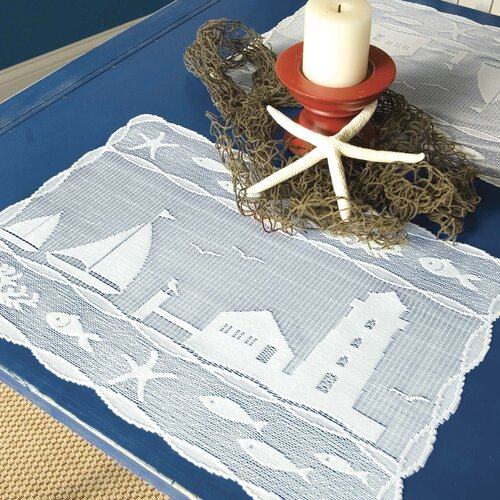 Heritage Lace Harbor Lights Placemat