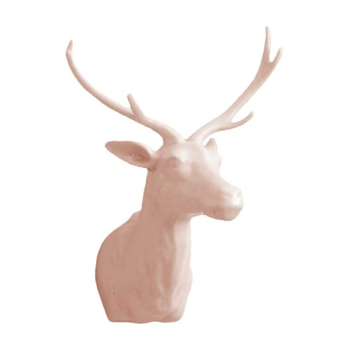 Tozai Deer Trophy Head Wall Décor