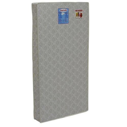 Orthopedic Extra Firm Foam Crib Mattress