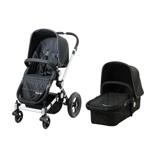 Dream On Me Acrobat Multi Terrain Stroller & Bassinet