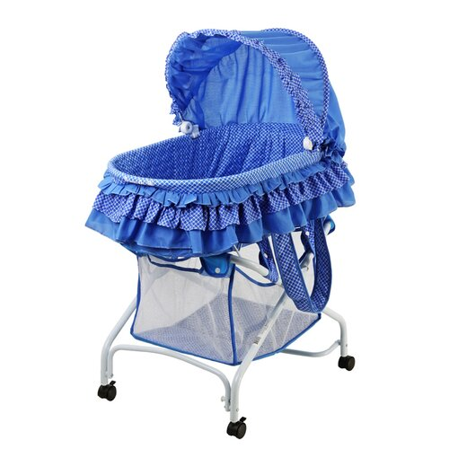 Dream On Me 2 in 1 Bassinet to Cradle
