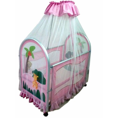 Dream On Me Cassidy Portable Canopy Crib