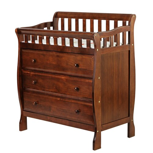 Dream On Me Marcus Changing Table and Dresser