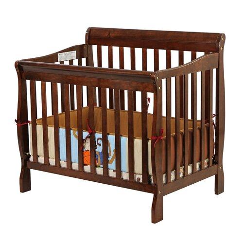 Dream On Me Aden Mini Convertible Crib