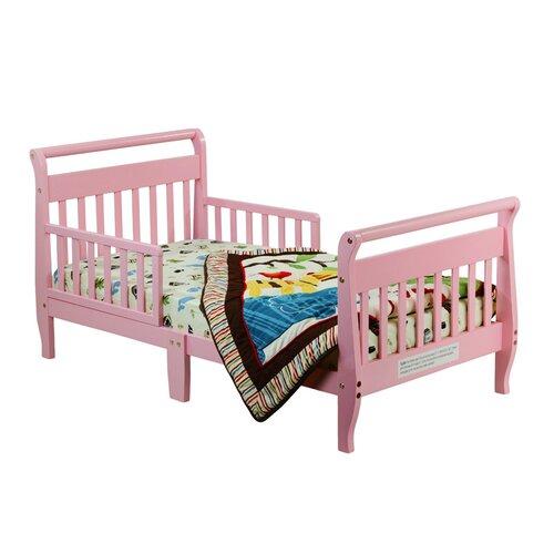 Image Result For Wood Slat Toddler Bed With Rails