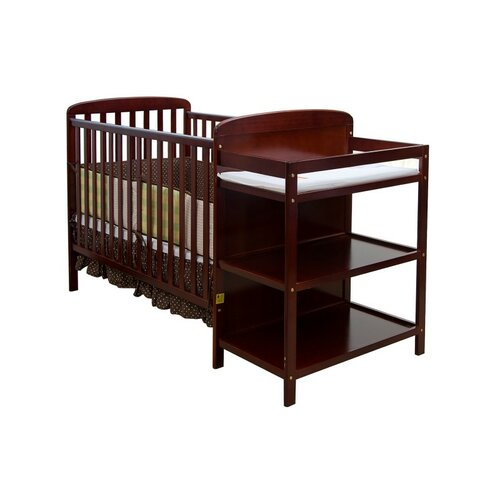 Dream On Me Crib N Changer Convertible Crib And Changing