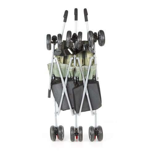 Dream On Me Twin Umbrella Stroller