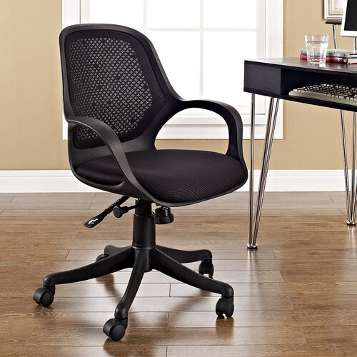 Arrow Mid-Back Mesh Office Chair