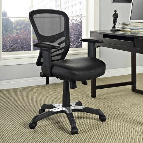 Articulate High-Back Mesh Executive Office Chair