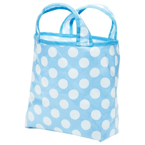 AM PM Kids! Dots Sunday Tote Diaper Bag