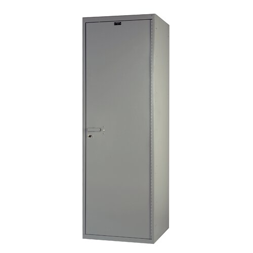 Hallowell Welded 1 Tier 1 Wide High Security Locker