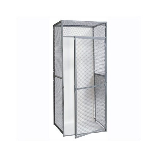 Hallowell Bulk Storage 1 Tier 1 Wide Starter Locker