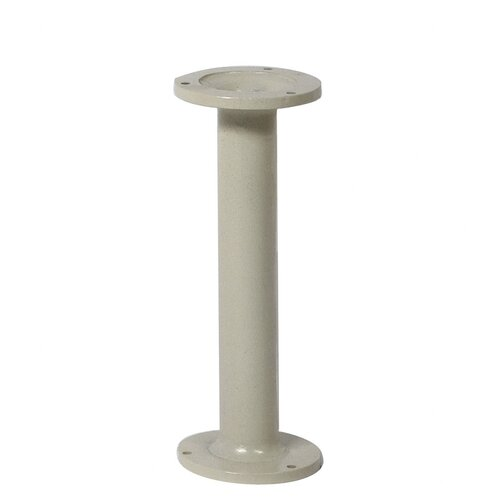 Hallowell Heavy-Duty Cast Bench Pedestal