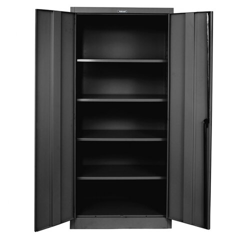 "Hallowell 800 Series 36"" Storage Knock-Down Cabinet"