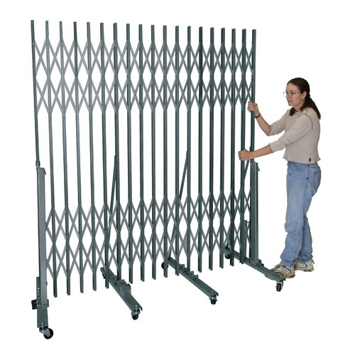 Hallowell Superior Portable Gate Floor Anchor Assembly