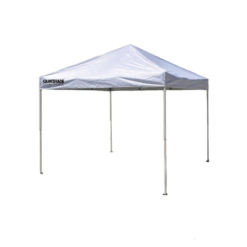 Quik Shade Marketplace 10' H x 10' W x 10' D Canopy