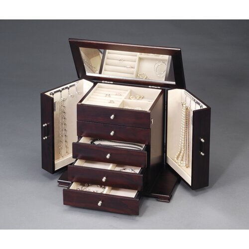 HomePointe Jewelry Box