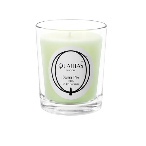 Beeswax Spanish Moss Scented Candle