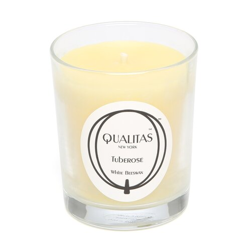 Beeswax Tuberose Scented Candle