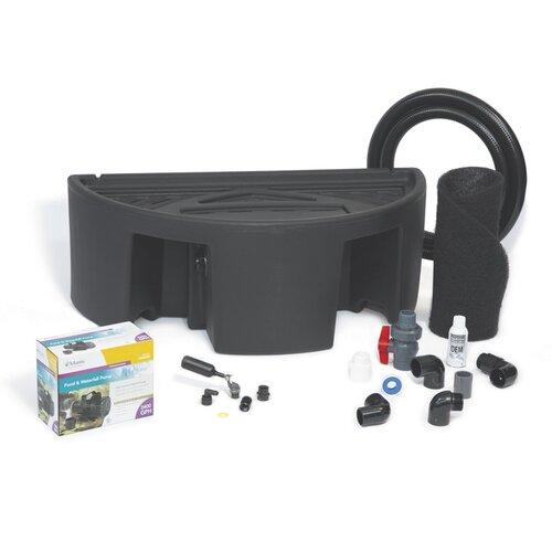 33 Gallon Basin and Pump Kit