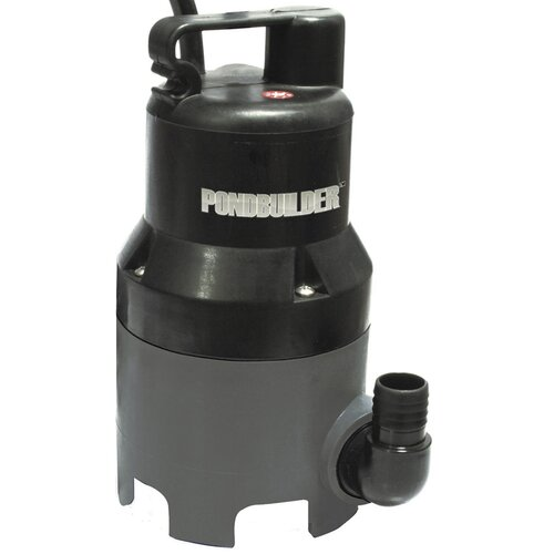 2,160 GPH Solid Handling Pond Pump