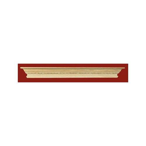 Conner MDF Primed Fireplace Mantel Shelf