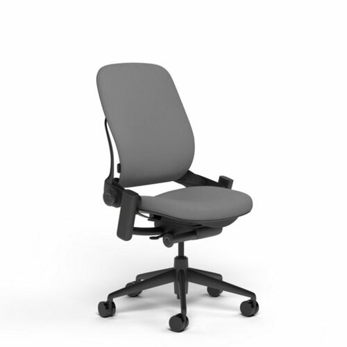 Leap Mid-Back Upholstered Office Chair