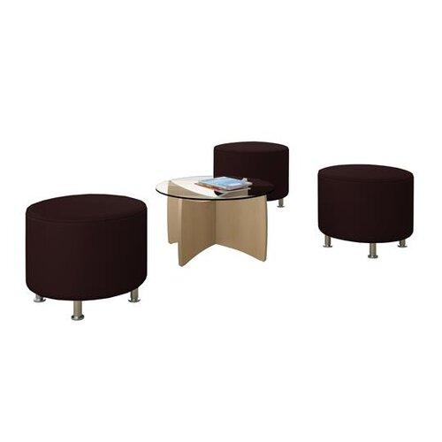 Steelcase Alight Round Lounge Ottoman