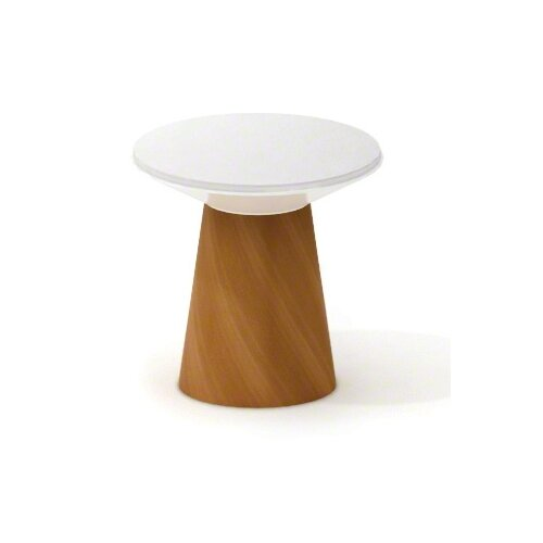 """Steelcase Turnstone Campfire 24.6"""" Round Paper Table"""