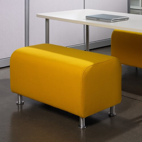 Steelcase Alight Lounge Bench Ottoman
