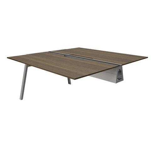 Steelcase Turnstone Bivi Plus Two Table