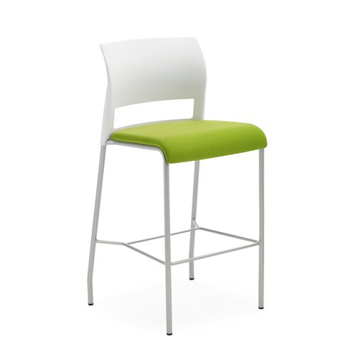 Move Multi-Use Stool Upholstered
