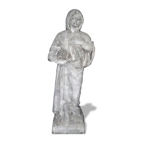 Amedeo Design ResinStone Four Seasons Winter Statue