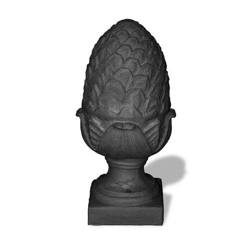 Amedeo Design ResinStone Artichoke Finial Statue