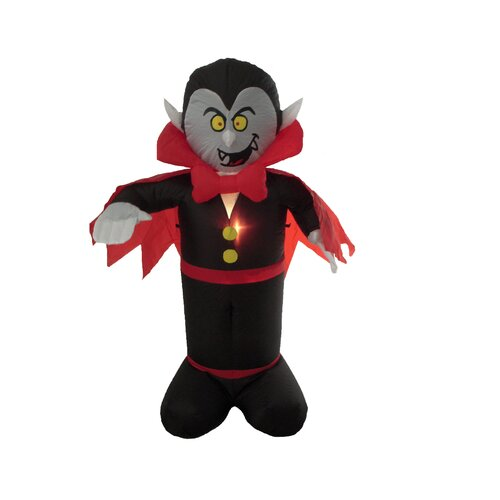 Halloween Inflatable Vampire Decoration