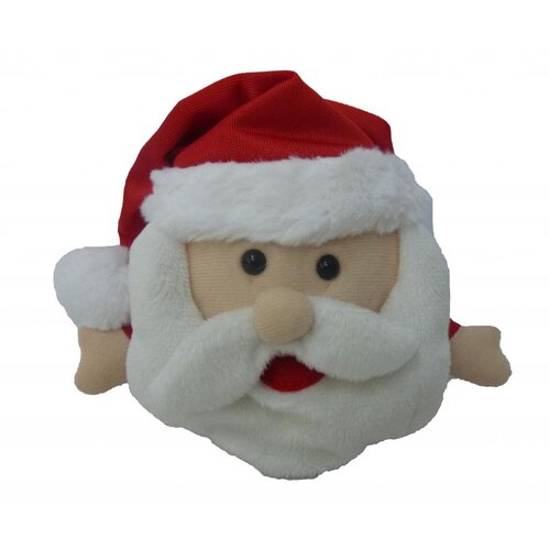 Singing Santa Claus Musical Plush Toy with Motion