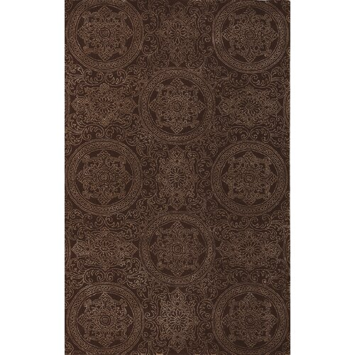 Ascent Chocolate Tracy Rug